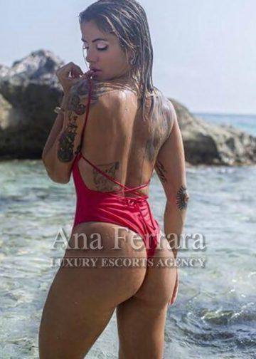 Carla escort palma de Mallorca portada